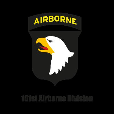 101st Airborne Division logo vector logo