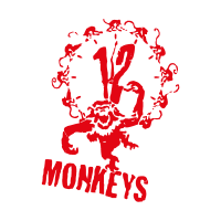 12 monkeys vector