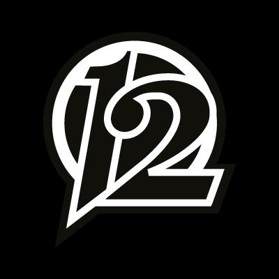 12″ RPM logo vector logo