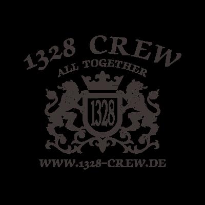 1328-Crew logo vector logo