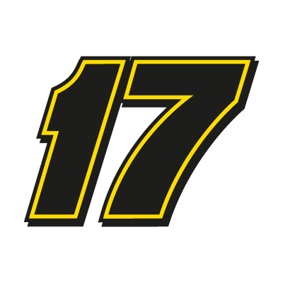 17 Matt Kenseth logo vector logo