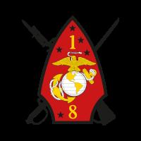 1st Battalion 8th Marine Regiment logo