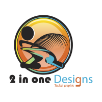 2 in one Designs logo