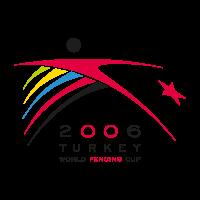 2006 turkey world fencing cup logo