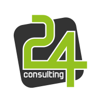 24 Consulting logo