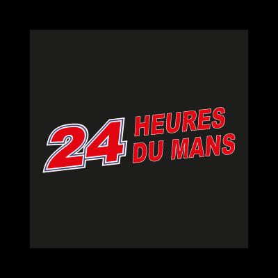 24 Heures Du Mans logo vector logo