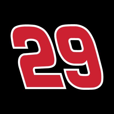 29 – Kevin Harvick logo vector logo
