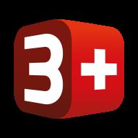 3 Plus TV Network AG logo