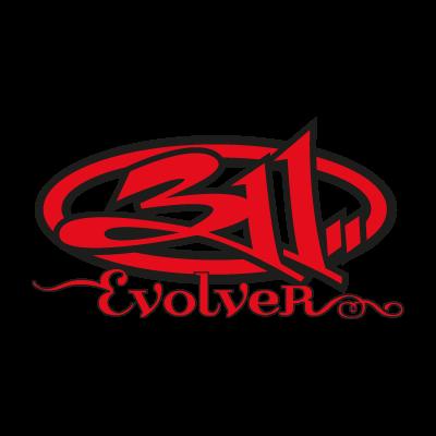 311 Evolver logo vector logo