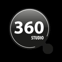 360 studio logo
