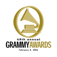 48th GRAMMY Awards logo