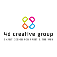 4D Creative Group logo