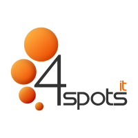 4SPOTS IT logo