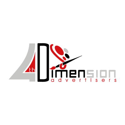 4th Dimension Advertisers logo vector logo
