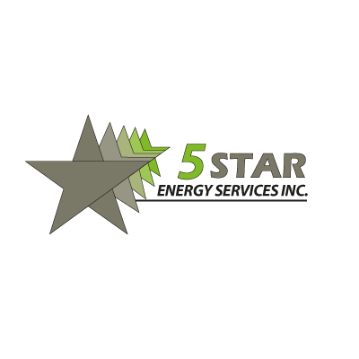 5 Star Energy Services Inc. logo vector logo