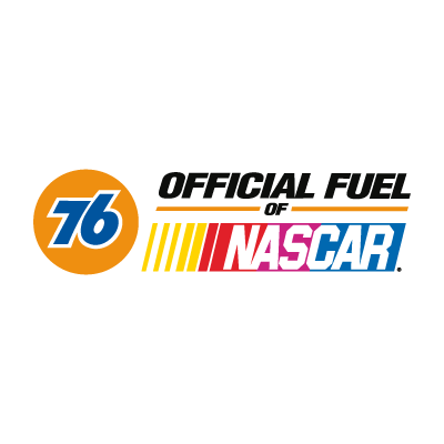 76 Official Fuel of NASCAR logo vector logo