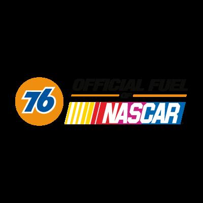 76 Official Fuel of NASCAR logo vector logo