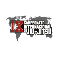 9th International Jiu-jitsu Championship logo