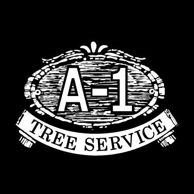 A-1 Tree Service logo vector logo