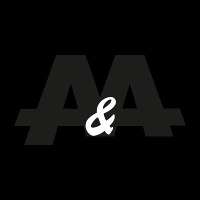 A & A logo vector logo