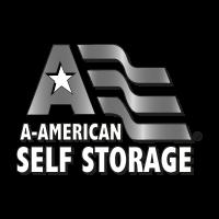 A American Self Storage logo