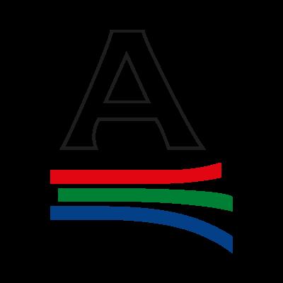 A Color logo vector logo