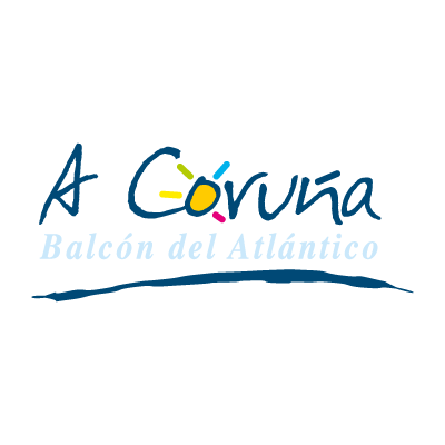 A Coruna logo vector logo