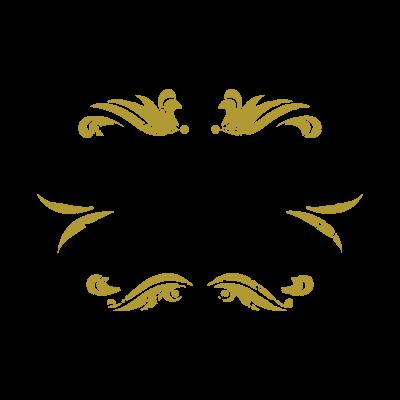 A Dickens of a Christmas logo vector logo