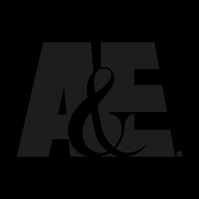 A&E Television logo vector logo