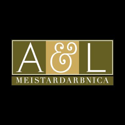 A&L logo vector logo