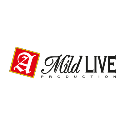A Mild Live Production logo vector logo