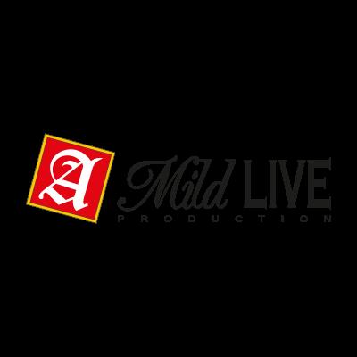 A Mild Live Production logo vector logo
