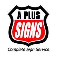 A Plus Signs logo