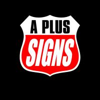 A Plus Signs logo