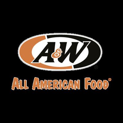 A & W Restaurants logo vector logo