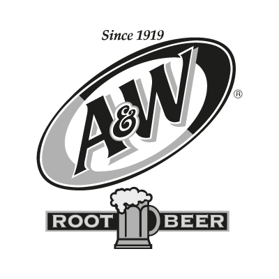 A&W Root Beer logo vector logo