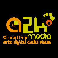A2k creative media logo