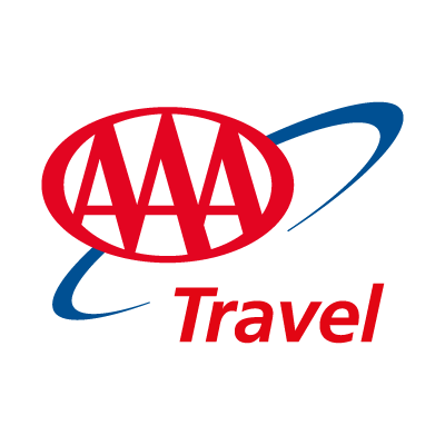 AAA Travel logo vector logo