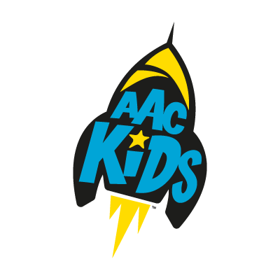 AAC Kids logo vector logo