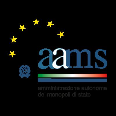 AAMS logo vector logo