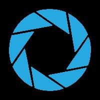 Aaperture Science logo