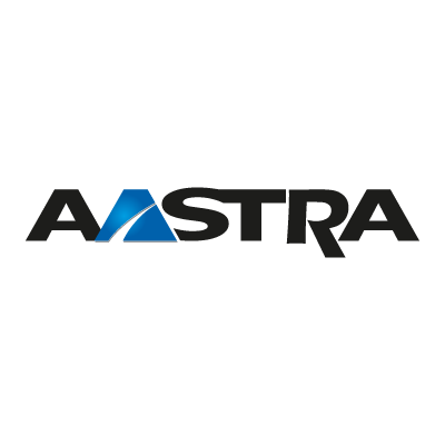 Aastra logo vector logo