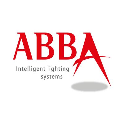 Abba Lightings logo vector logo