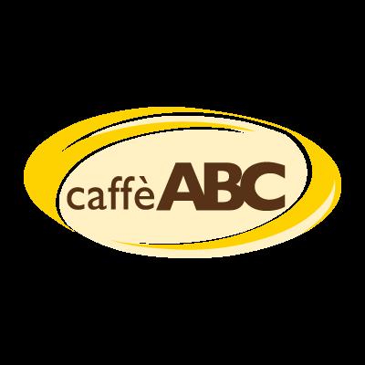 ABC caffe logo vector logo