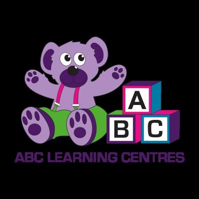 ABC Learning centres logo vector logo