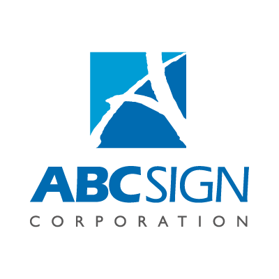 ABC Sign Corporation logo vector logo
