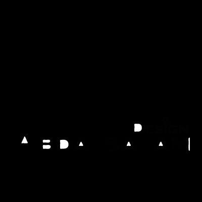 Abdalsalam design logo vector logo