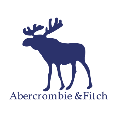 Abercrombie and Fitch  logo vector logo