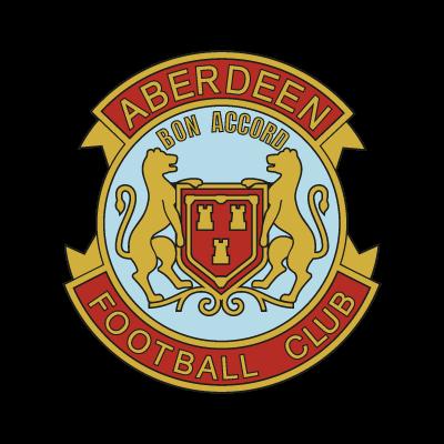 Aberdeen FC logo vector logo
