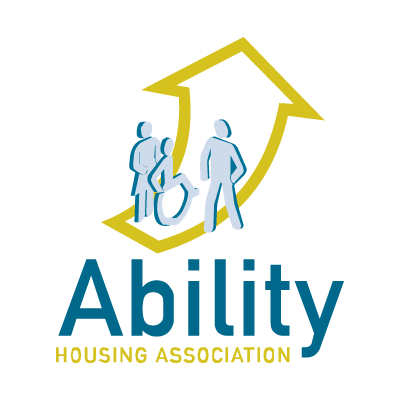 Ability Housing Association logo vector logo